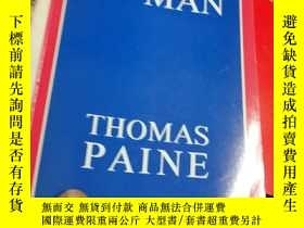 二手書博民逛書店RIGHTS罕見OF MANY9837 THOMAS PAINE