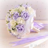 新款韓版仿真新娘伴娘手捧花  歐韓時代