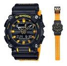 CASIO 卡西歐 G-SHOCK系列 GA-900A-1A9 潮流 運動錶