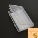 【2個裝】透明大容量防塵收納神器一次性口罩盒子【小獅子】