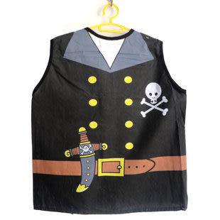 兒童海盜衣服