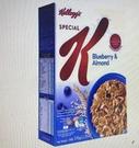 [COSCO代購] W127116 家樂氏 藍莓杏仁麥米片 370公克 X 2入