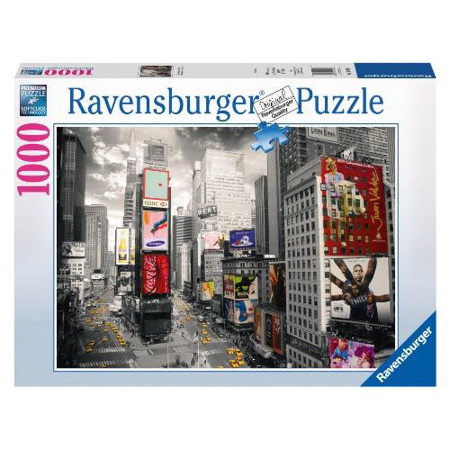 德國Ravensburger維寶拼圖 紐約時代廣場(1000p) RV19470