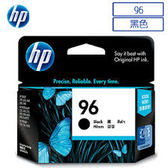 HP C8767WA NO.96原廠黑色墨水匣 適用K7100/PSC2575/DJ5740/6540/6840/9800/PS8030/8450/8750/B8330(原廠品)