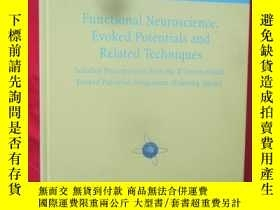 二手書博民逛書店Functional罕見Neuroscience: Evoked
