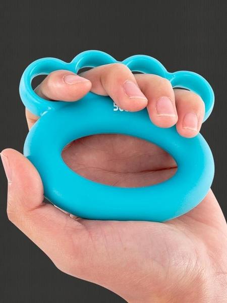 握力器 硅膠握力器男女球橡膠圈專業練手力手指康復訓練健身器材鍛煉復健 宜品