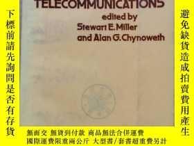 二手書博民逛書店optical罕見fiber telecommunications(P420)Y173412