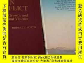 二手書博民逛書店NATIONS罕見IN CONFLICT :NATIONAL G