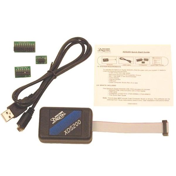 [9美國直購] 調試探針 XDS200 USB Debug Probe TMDSEMU200-U