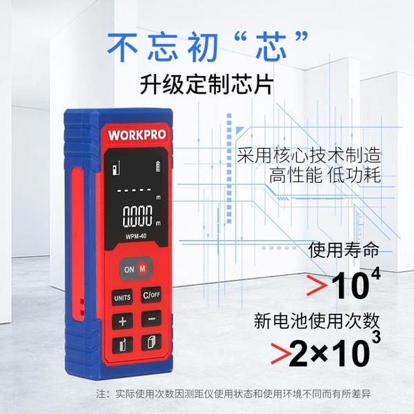 電子距離測量儀器紅外線電子尺激光尺測距儀 高精度量房小型戶外 【雙十一狂歡】