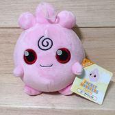 尼德斯Nydus 日本正版 精靈寶可夢 神奇寶貝 Pokemon 寶寶丁 絨毛玩偶 娃娃 約17公分