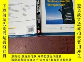 二手書博民逛書店New罕見Business Ventures and the Entrepreneur[新企業與企業家 Sixth
