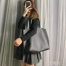 大包包女2020新款潮韓版百搭單肩包大容量簡約托特包學生手提女包 一米陽光