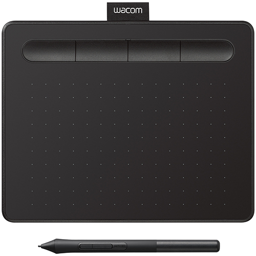 Wacom Intuos Basic 繪圖板 (入門版)(黑) CTL-4100/K0-CX