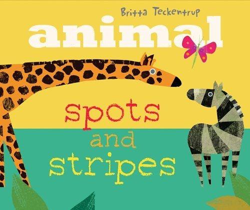 Animal Spots and Stripes 翻一翻找尋野生動物操作書