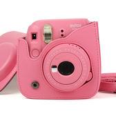 一次成像拍立得mini8 mini9包單肩相機皮套攝影包保護殼  享購