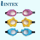 INTEX 55602 趣味泳鏡 防水鏡 游泳鏡 8歲以上泳鏡
