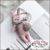 【akiko kids】日本童趣布偶造型兒童髮圈