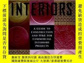 二手書博民逛書店Specifying罕見Interiors: A Guide to Construction and FF&E f