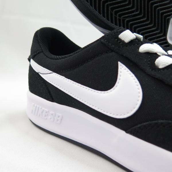 NIKE SB ADVERSARY PRM 男款 滑板鞋 CW7456001 黑 大尺碼【iSport愛運動】