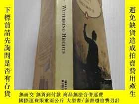 二手書博民逛書店WUTHERING罕見HEIGHTS(呼嘯山莊)外文版Y2003