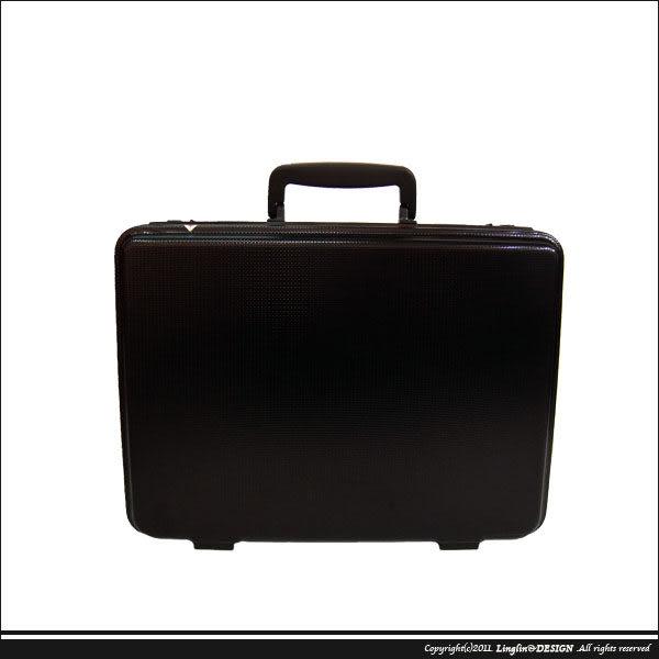 【ECONA】手提電腦硬殼公事包/007手提箱/電腦箱/工具箱(中)