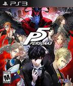 PS3 女神異聞錄 5(美版代購)