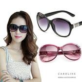 《Caroline》年度最新網紅款潮流行百搭抗UV時尚太陽眼鏡 71887