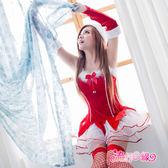 聖誕節服裝 聖誕節禮物聖誕服 聖誕裝跨年派對服-流行E線F062