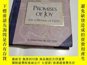 二手書博民逛書店PROMISES罕見OF JOY 精裝Y9212