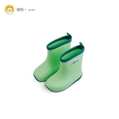 兒童雨鞋雨靴男女童小童水鞋防滑膠鞋【步行者戶外生活館】