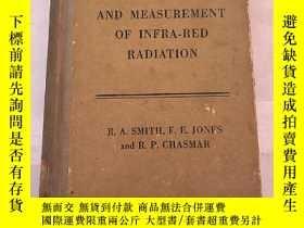 二手書博民逛書店the罕見detection and measurement o