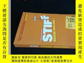 二手書博民逛書店STIFF罕見SHANE MALONEYY5919