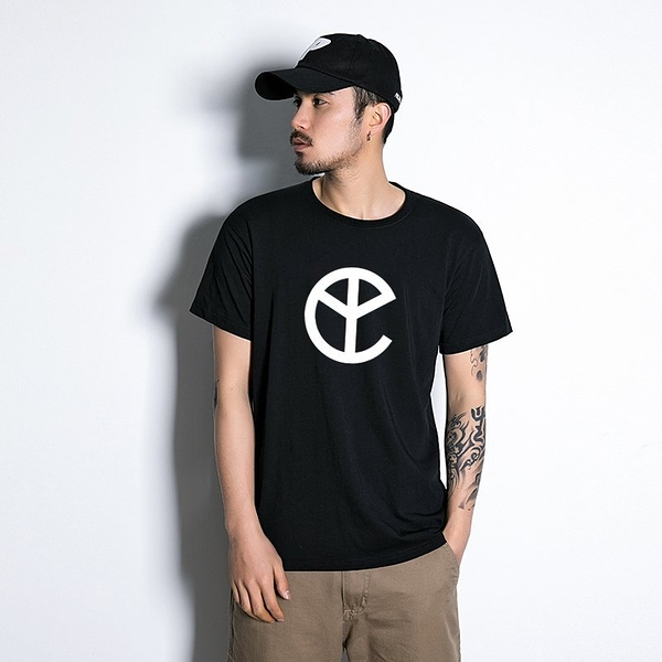 YELLOW CLAW Logo 短袖T恤 黑色 電音派對舞曲EDM全球百大DJ Ultra 亞洲版型