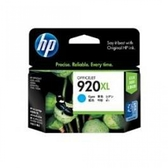 HP CD972AA (No.920XL) 藍色墨水匣