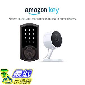 [107美國直購] Kwikset 916 Smartcode Zigbee Touchscreen Smartlock Traditional Style in Venetian Bronze