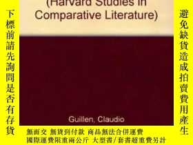 二手書博民逛書店The罕見Challenge Of Comparative Literature (harvard Studies