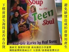 二手書博民逛書店Chicken罕見Soup for the Teen Soul: