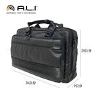 【A.L.I】 日本原廠 防水 電腦包 ...