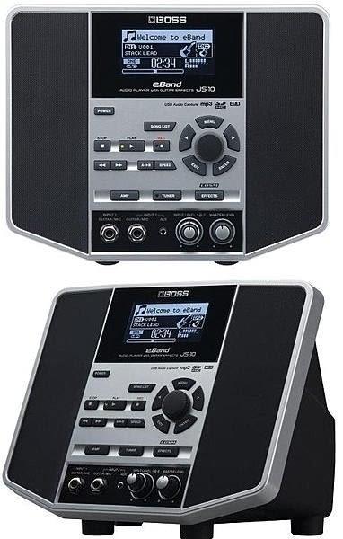 【金聲樂器】全新 BOSS eBand JS-10/JS10 吉他&貝斯練習良伴 贈送導線 分期0利率