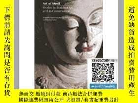 二手書博民逛書店【罕見】Art of Merit: Studies in Bud