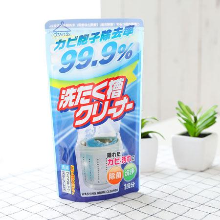 日本 Rocket Soap 洗衣槽清潔粉末 120g 洗衣機 除菌 去污劑 洗衣槽清潔 清潔 清潔劑