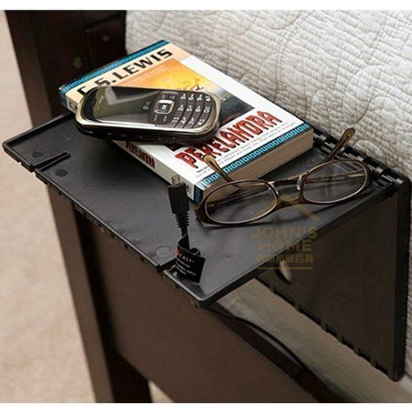 約翰家庭百貨》【sa011】可折疊床邊整理置物架 床邊沙發置物板 平板支架 沙發餐架 隨機出貨