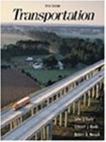 二手書博民逛書店 《Transportation》 R2Y ISBN:0538881801│JohnJ.Coyle