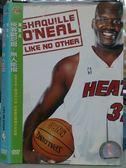 影音專賣店-B23-066-正版DVD*電影【NBA俠客歐尼爾-無人能擋】-