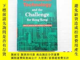 二手書博民逛書店information罕見technology and the
