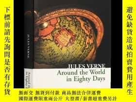 二手書博民逛書店around罕見the word in eighty daysY