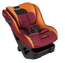 【愛吾兒】Combi 康貝  Malgott Prim Long S 0-7 歲汽車安全座椅 巴洛克紅