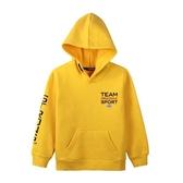 『小鱷魚童裝』純色連帽T恤(08號~18號)554414