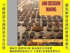 二手書博民逛書店Disaster罕見Operations and Decision MakingY410016 Roger C